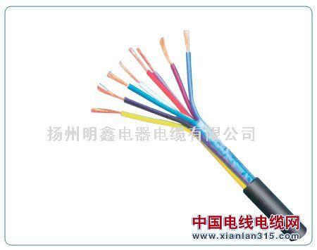 RVS型300/300V铜芯聚氯乙烯绝缘绞形连接用软电线