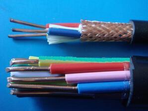 KVV、KVVP屏蔽控制电缆