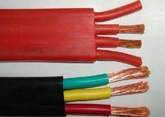 YGCB,YGCBP硅橡胶移动设备用扁平电缆