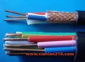 聚氯乙烯绝缘控制电缆