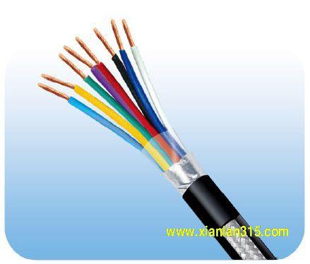 RVVP屏蔽软线(300/500V)多芯
