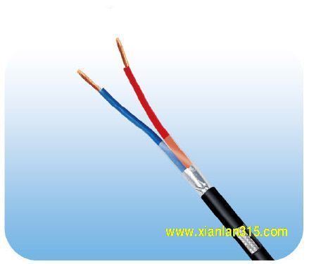 RVVP屏蔽软线(300/500V)2芯