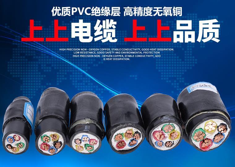 江苏上上电缆-铜芯电缆电缆YJV