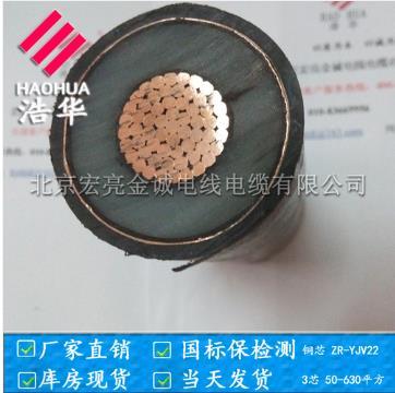 阻燃电力电缆YJV-宏亮电缆中心-北京