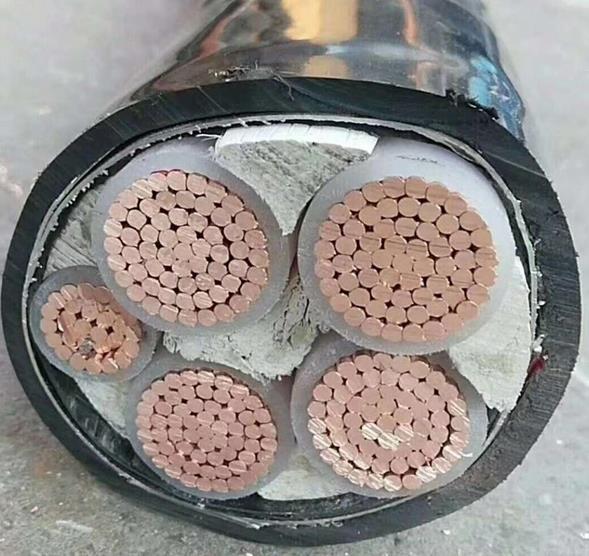 YJV交联聚乙烯绝缘聚氯乙烯护套电力电缆