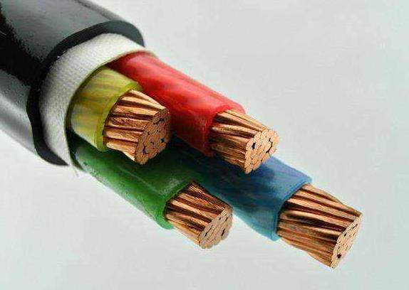WDZA低烟无卤阻燃电缆