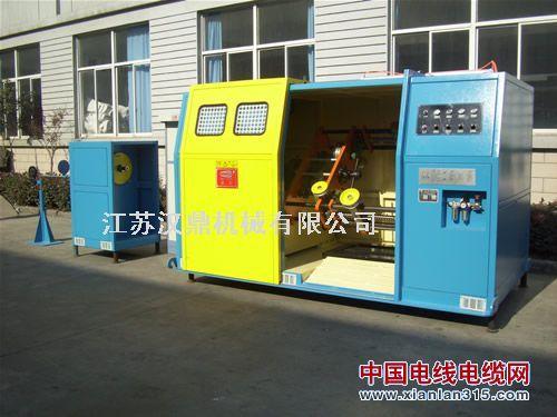 悬框式单绞机-江苏汉鼎