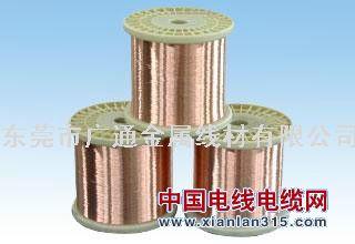 铜包钢线产品图片展示