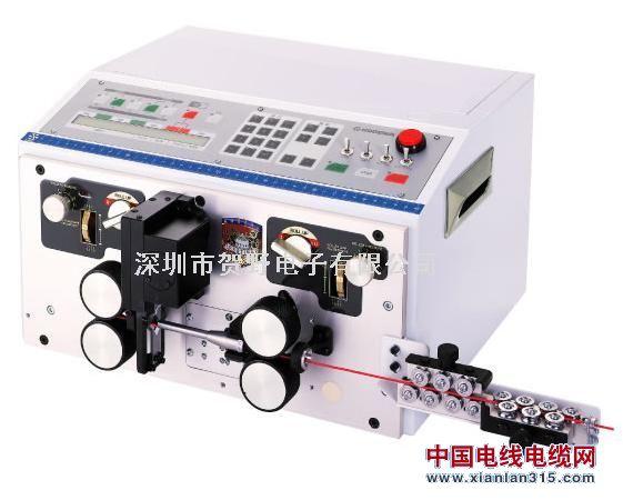 KODERA C371全自动小寺裁线机剥线机机器产品图片展示