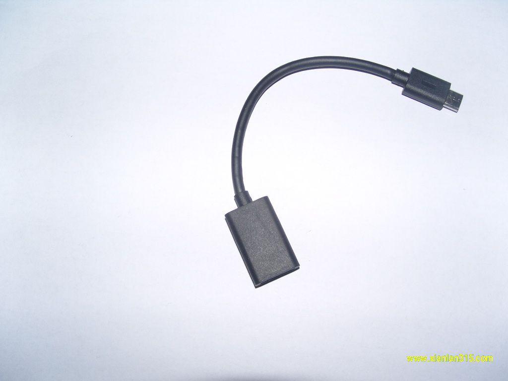 数据线-005  OTG数据线产品图片展示