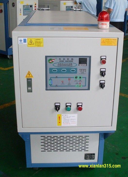 轧光机辊筒油加热器/印刷机辊筒油加热器产品图片展示