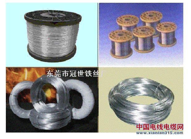 镀锌环保铁丝产品图片展示