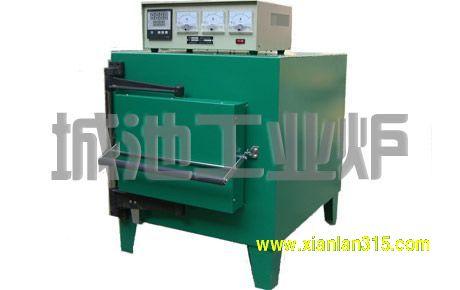 节能型高温箱式加热炉产品图片展示