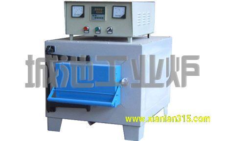 实验箱式电阻炉产品图片展示