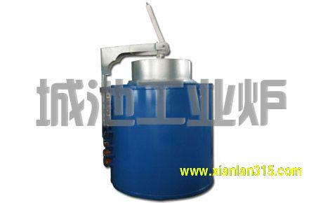 井式铝合金时效炉产品图片展示