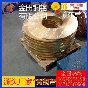 c2680五金专用黄铜带/价格/h62国标可焊接黄铜带/直销产品图片展示