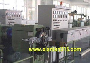 硅胶连续硫化押出机产品图片展示