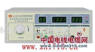 耐压测试仪 耐压试验机 耐压实验机产品图片展示