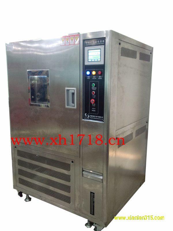 可程式高低温交变湿热试验箱 高低温实验机 恒温恒湿测试机产品图片展示