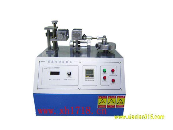 银行卡插拔寿命试验机,连接器插拔测试机,USB插拔实验仪产品图片展示