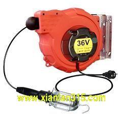 益友恒信220V工作灯卷线器产品图片展示