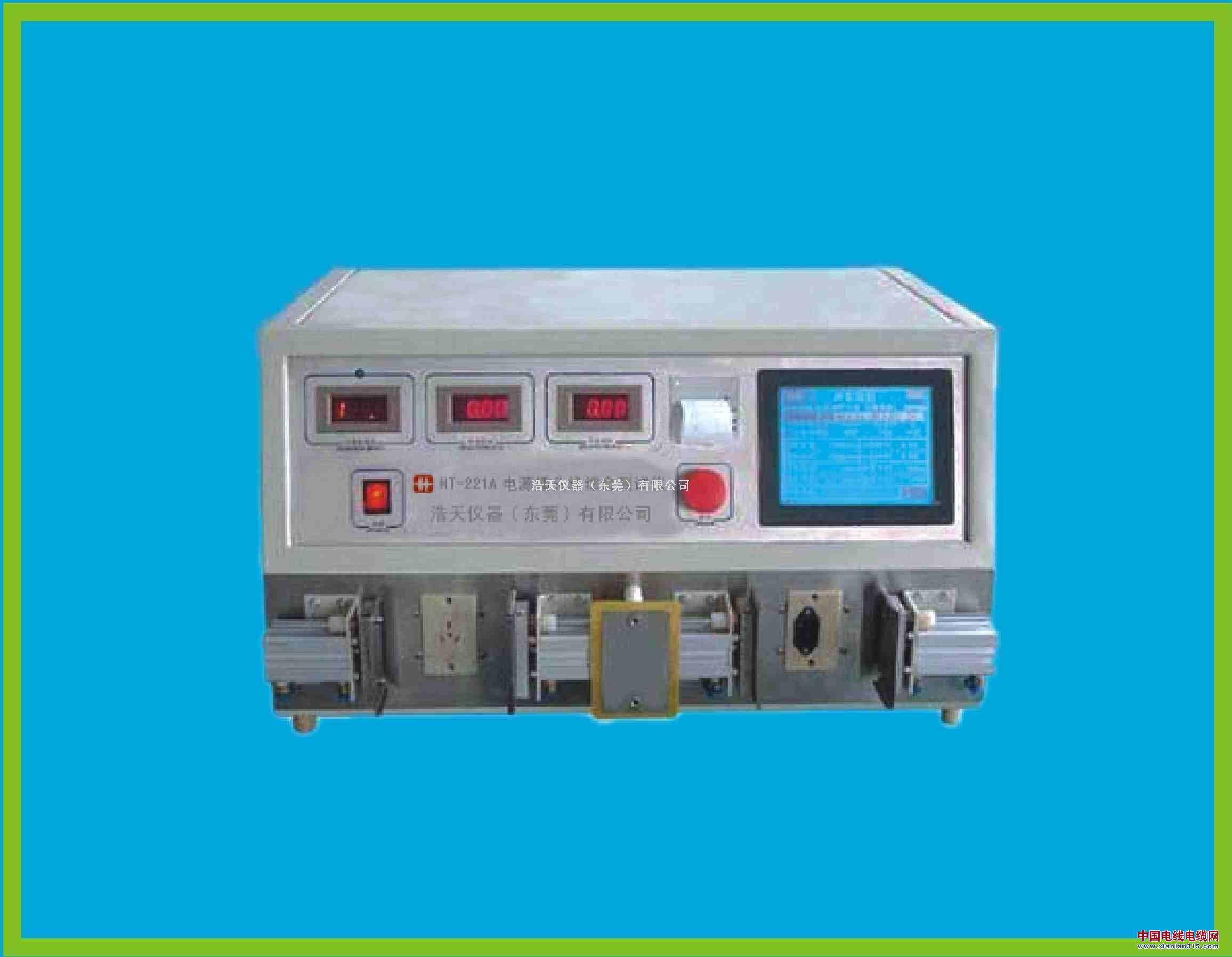 插头线综合测试仪产品图片展示