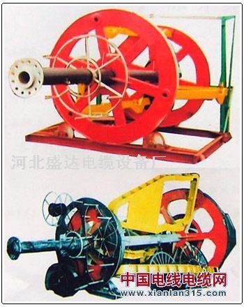 管式成缆机产品图片展示
