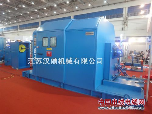 悬臂式单绞机-江苏汉鼎产品图片展示