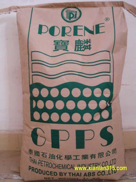 台湾台达866台湾台达866N-GPPS(透苯)塑胶原料产品图片展示