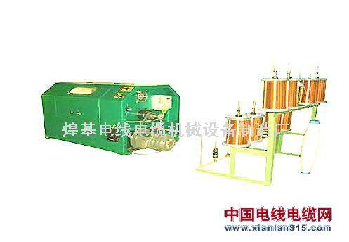 高速絞銅機产品图片展示