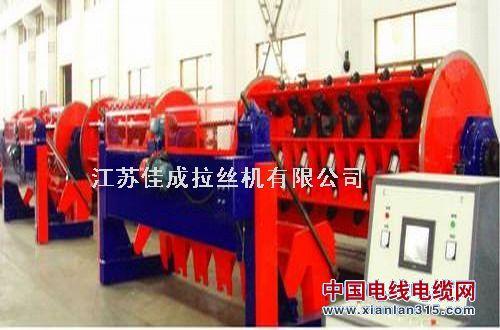 JCJX-KJ630框绞机,框式绞线机产品图片展示