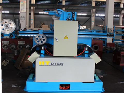 630mm双盘收线机产品图片展示