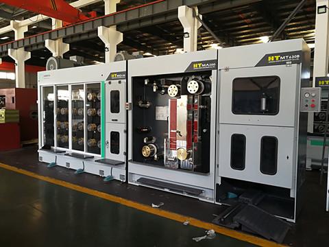 4头拉丝生产线-江苏欣宏泰机电产品图片展示