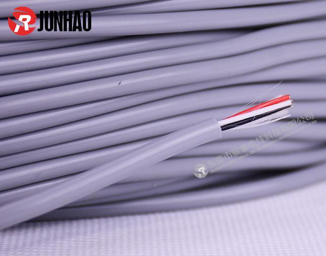 3芯灰色耐油护套线产品图片展示