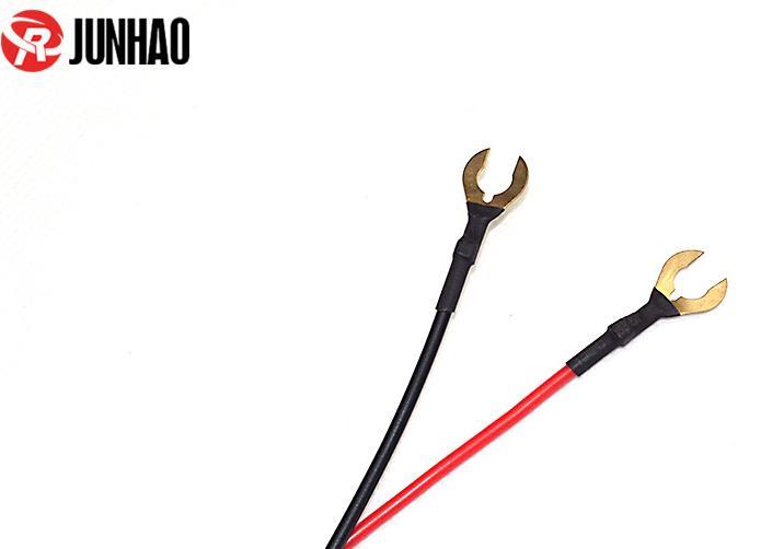 红黑端子连接线加工定制产品图片展示