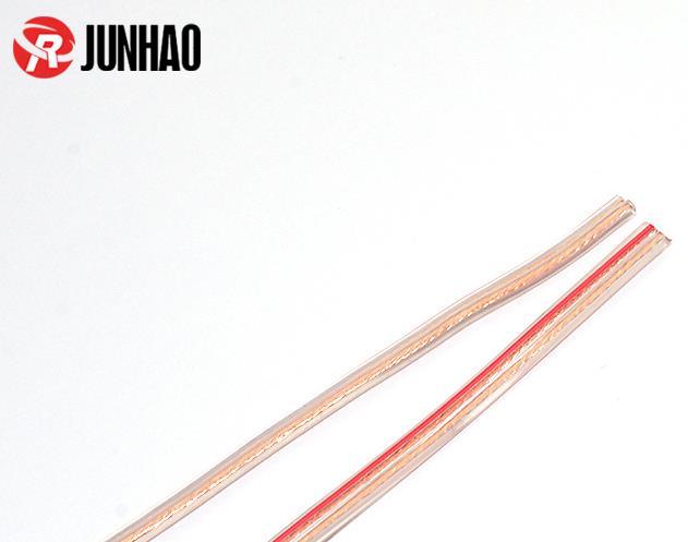 透明双并电线-骏豪电线产品图片展示