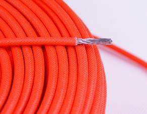 1平方、1.5平方、2平方、4平方硅胶编织线产品图片展示
