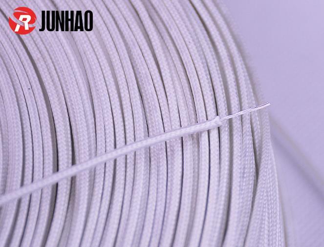 24号硅胶编织电子线产品图片展示