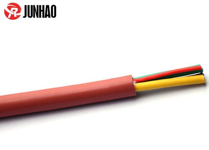 阻燃硅胶易胜博ysb88手机版线定制产品图片展示