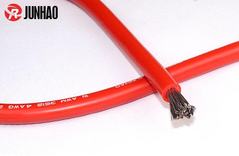 4AWG耐高温硅胶易胜博ysb88手机版线产品图片展示