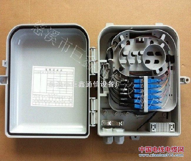 12芯户外光纤分线盒产品图片展示