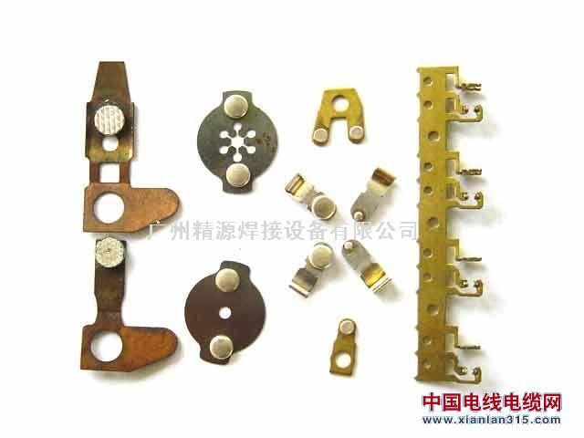 银触点点焊机/碰焊机产品图片展示
