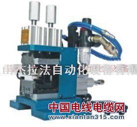 多线芯剥皮扭线机,N根线剥线捻线机,半自动剥线扭线机厂家产品图片展示