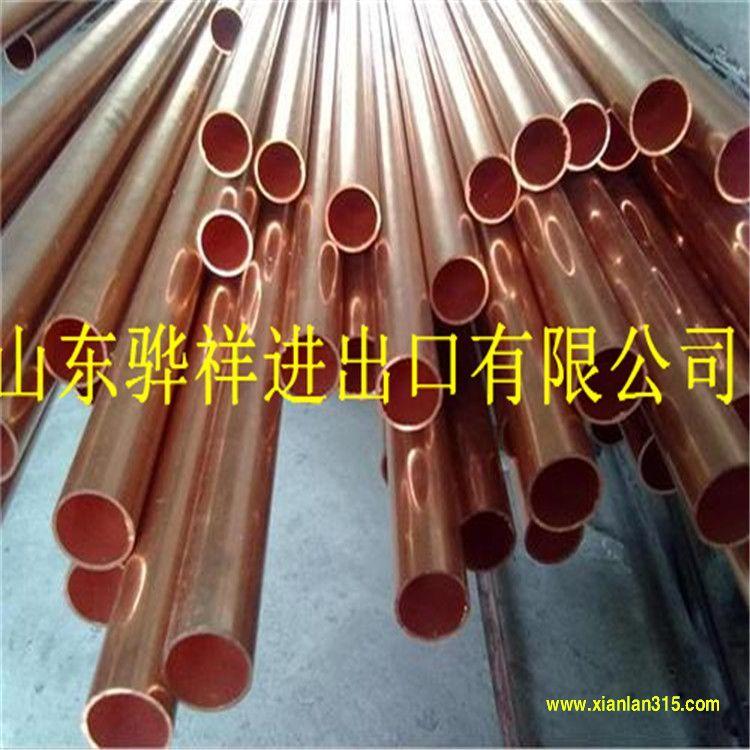 紫铜管产品图片展示