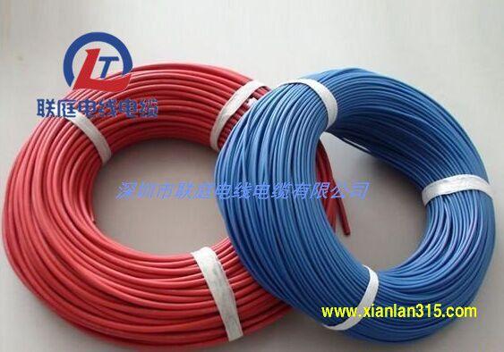 耐高温特软硅胶线产品图片展示