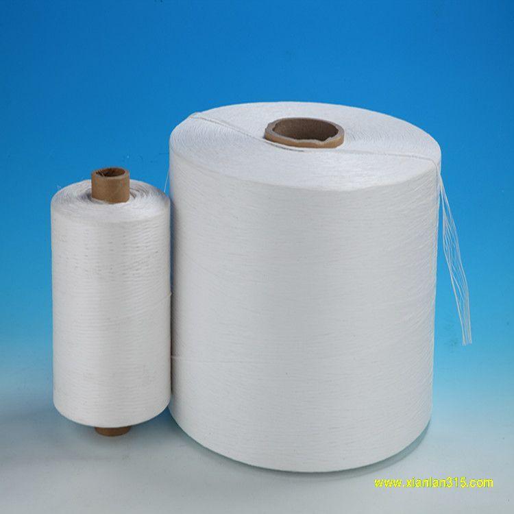 电线填充用PP网状纤维绳产品图片展示
