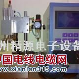 CBB电容引线专用点焊机产品图片展示
