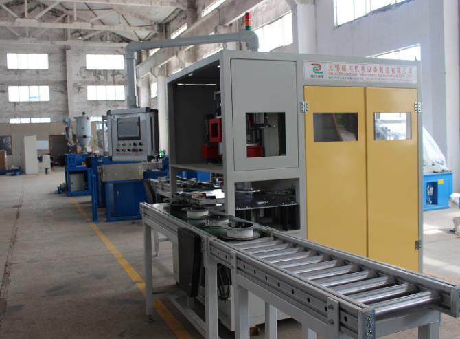 成圈包装机4-无锡硕川机电产品图片展示