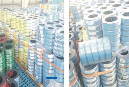 ZF-B多卷式全自动热缩包装机-无锡硕川机电产品图片展示