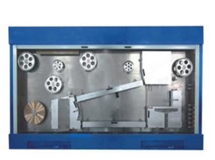 铜线大拉机退火机产品图片展示